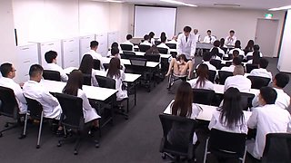 Japanese Classroom Orgy Students Abused