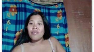 Pregnant Filipina