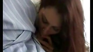 Amateur mature wife blows and swallows