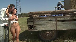 hot rodeo expert performs the best ride of her whole life