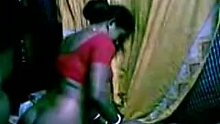 Thick brown skin wifey pounded in missionary position