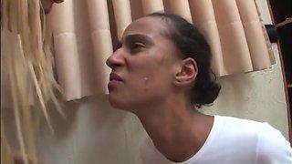 Brazil fart slave