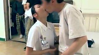 Nurse 1-jap fuck-cens