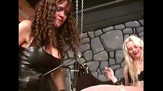 Slave marked by mistress
