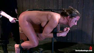 Ariel X in CAUTION: Extreme BDSM and Ass-Fucking with Ariel X - DeviceBondage