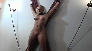 Wicked whore gets punished in extraordinary humiliation mode