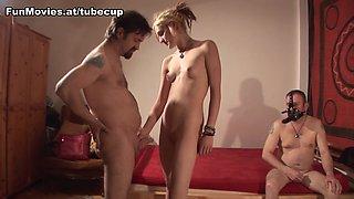 Candi Cox & Heidi O in Amateur Rock Slut - FunMovies
