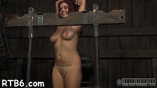 wild punishment for slut bdsm movie 1