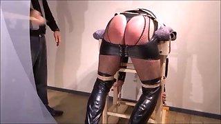 Crossdresser slave bitch