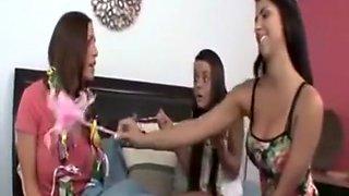 Sisters Seduction on Birthday
