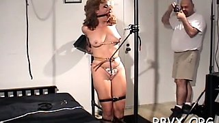 bondage scene with a vibrator film feature 1