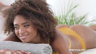Private.com - Hot Brazilian Luna Corazon Fucks & Squirts!