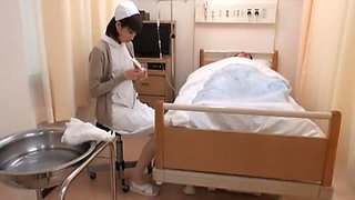 Fabulous Japanese slut Haruki Sato, Noa in Amazing Nurse JAV video