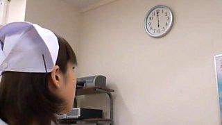 Fabulous Japanese slut Haruki Sato, Noa in Amazing Nurse JAV video
