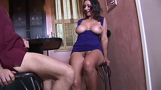 Persia Monir has a five star rack and her passion for fucking is constant