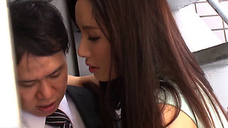 The Realtor fucks this sexy Asian Wife 2