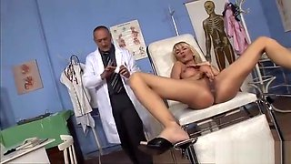 Honey breasty experienced lady gets her ass abused
