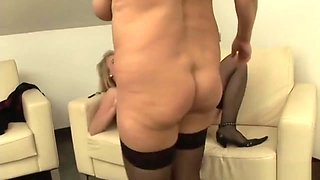 Mature Lesbian Action In 69 Pose