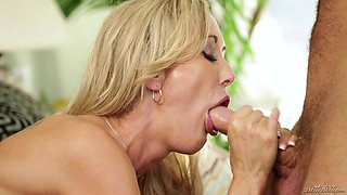 Magnificent pussy drilling with Brandi Love and Mick Blue