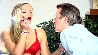 Horny amateur Smoking, Blonde xxx clip