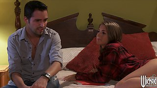Presley Hart finally finds a man who can handle her in bed