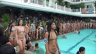 Orchids Hotel Pool Party Angeles City Philippines 3