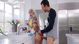 Real mature milf steals daughters bf