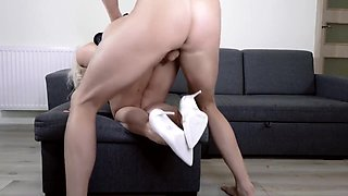 Most Extreme Deepthroat Ass to Mouth Anal training. Kate Truu is a fucktoy.