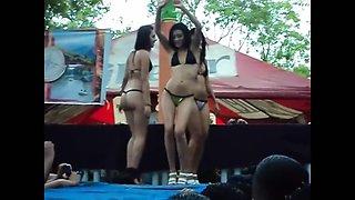 Bikini open el salvador