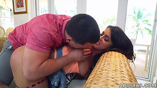 College hardcore and brutal amateur xxx Sophia Leone Gets It The Way She Wants It Hard
