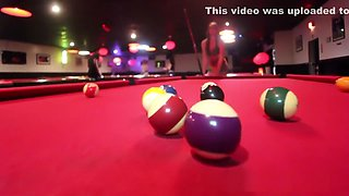 Cheating young wife xxx Pool Hall confessions