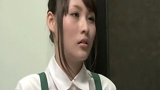 Horny Japanese whore in Incredible JAV clip