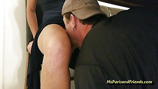 Naughty Ms Paris and Her Taboo Tales Nephew