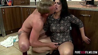 Luke Hardy & Montse Swinger in Swinger wife loves younger cock - PureXXXFilms