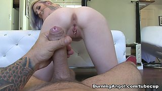Fabulous pornstar Maia Davis in Hottest Blowjob, POV adult clip