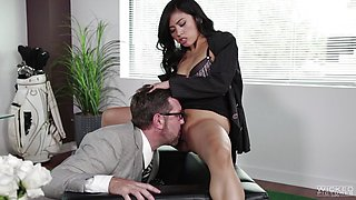 Inconvenient Mistress Part 2 - Cute Ember Snow