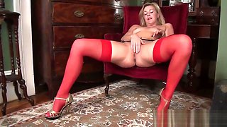 Smoking Mother In Law Lucy Lauren Fucks Hard Her Step sons