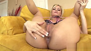 Sexy Chloe Has Her Holes Drilled Hard