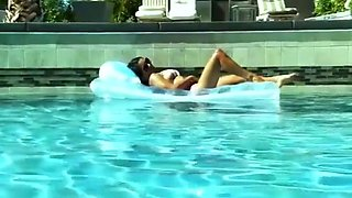 Anal Job by the Pool