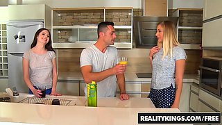 RealityKings - Euro Sex Parties - Creamy And