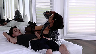 Milf fucking and mom partner's daughter brazil Teach My