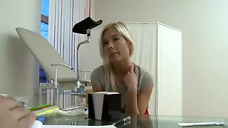 teen and pervert doctor 4 from SnapForSex .com