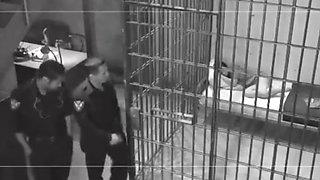 Brutal Police Gangbang