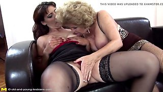 daughter fucks and piss on mothers and granny