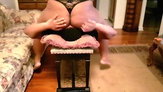 Mistress Carmen Stay In There Slave! (Part 1)