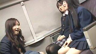 School Girl No Resistance