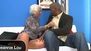 Hot Granny and BBC