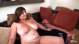Best Big Tits, BBW xxx scene