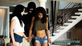 Two teens punished and extreme brutal first time Sometimes i