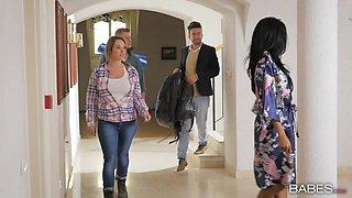 Coco de Mal in Katie's Sanctuary Part 1 - BabesNetwork